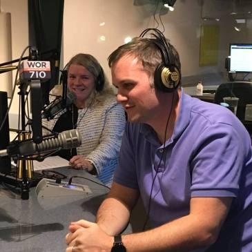 A Trip to New York City's iHeartRadio Studio