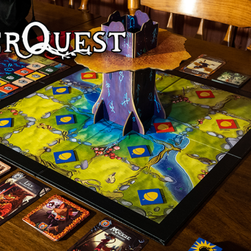AlderQuest is back on Kickstarter