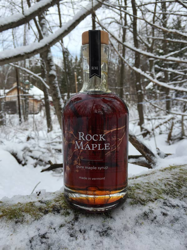 Good maple syrup