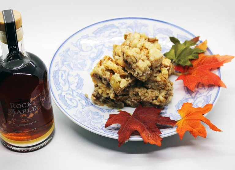 Vermont Maple Syrup keeps gluten-free healthy and tasty!