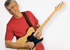 Ben Rudnick guitar