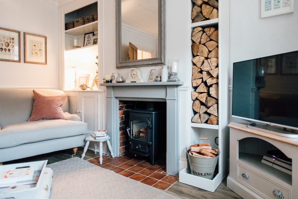 Elle's Modern Country Home | Downstairs - Rock My Style ...
