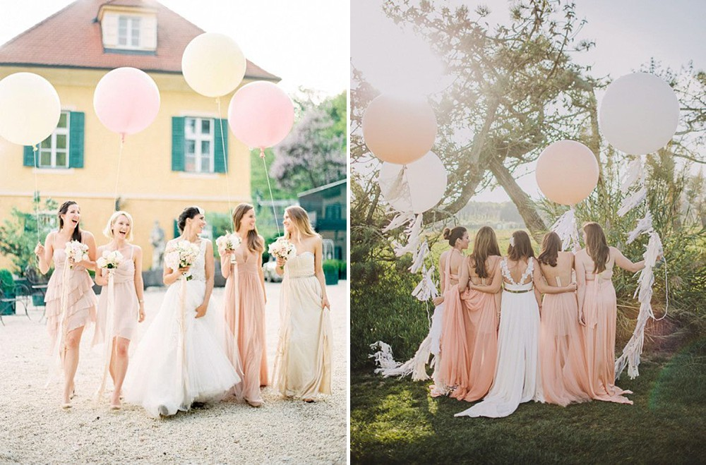 How To Create A Peach And Coral Colour Themed Wedding With