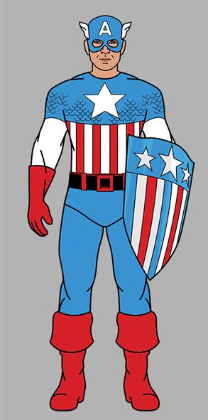 Captain-America-1941