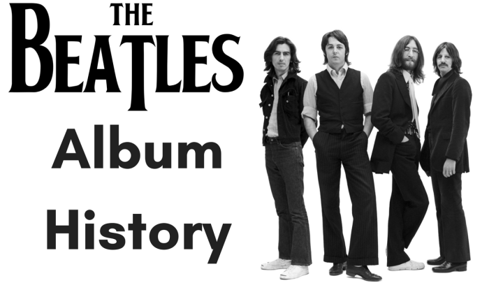 la storia dei beatles
