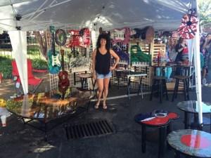 RockNDesigns Chalktoberfest 2016 Marietta GA