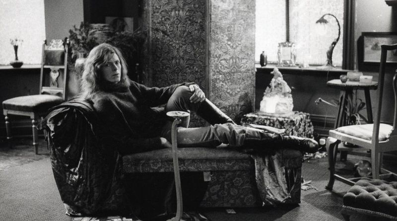David Bowie à Haddon Hall