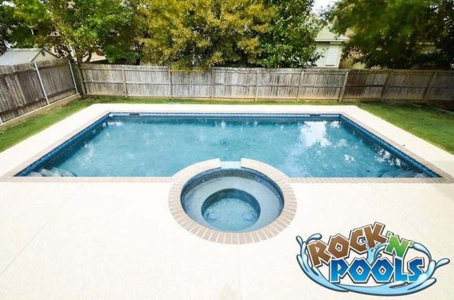 Rock'N'Pools Eagle Point Pool Banner