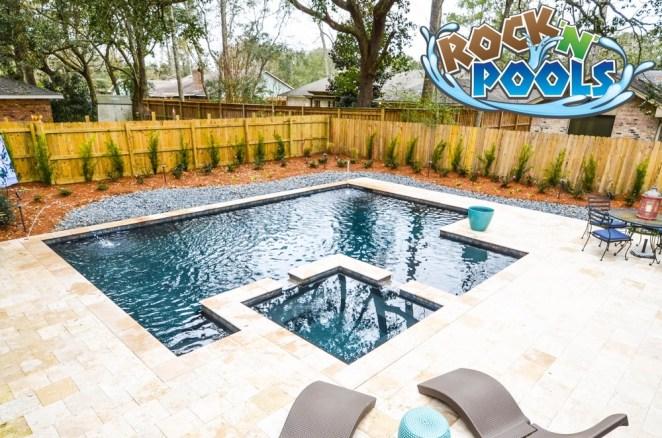 Rock'N'Pools Steel Road Pool Banner
