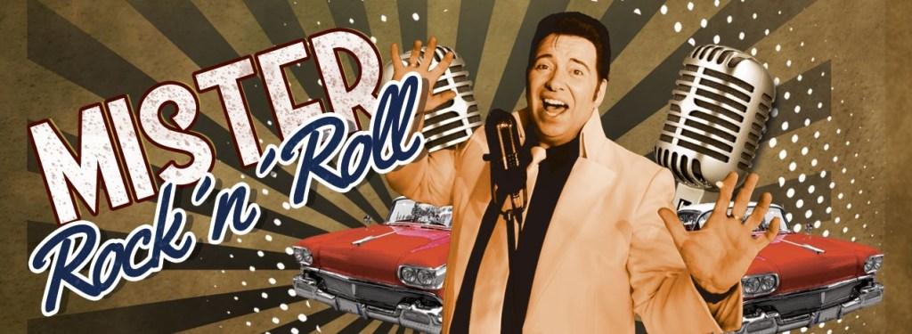 Mr. Rock'n'Roll - Live Sänger mit dem Original Sound der 50s und 60s buchen - Original fifties Rock n Roll - Sänger der 50er und 60er Jahre - Rockabilly live Sound - Wenn es um professionellen Rock´n´Roll und Retrosound geht, ist Mr. Rock´n´Roll Ihr Mann. Er singt die Hits der guten alten Zeit, als wäre er dabei gewesen