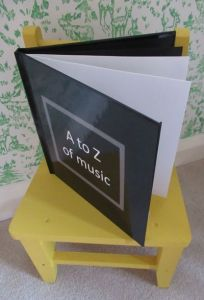 A-Z of Music book