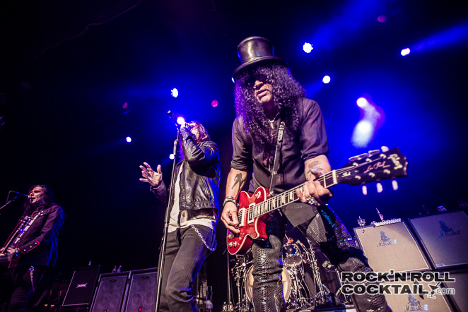 Slash Featuring Myles Kennedy and the Conspirators Live at the Fillmore