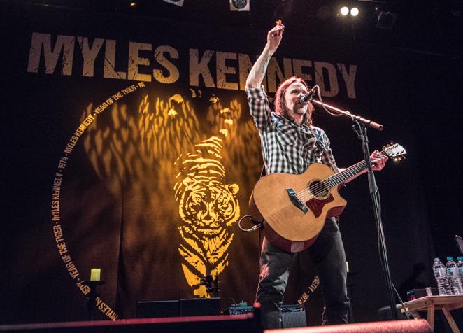 Myles Kennedy Interview