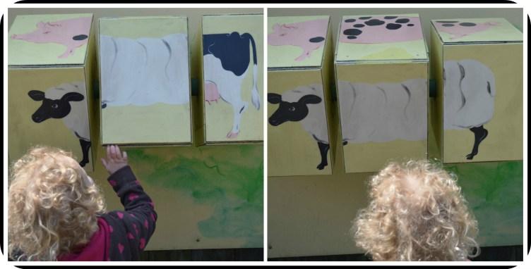 Drusillas Activity Cow