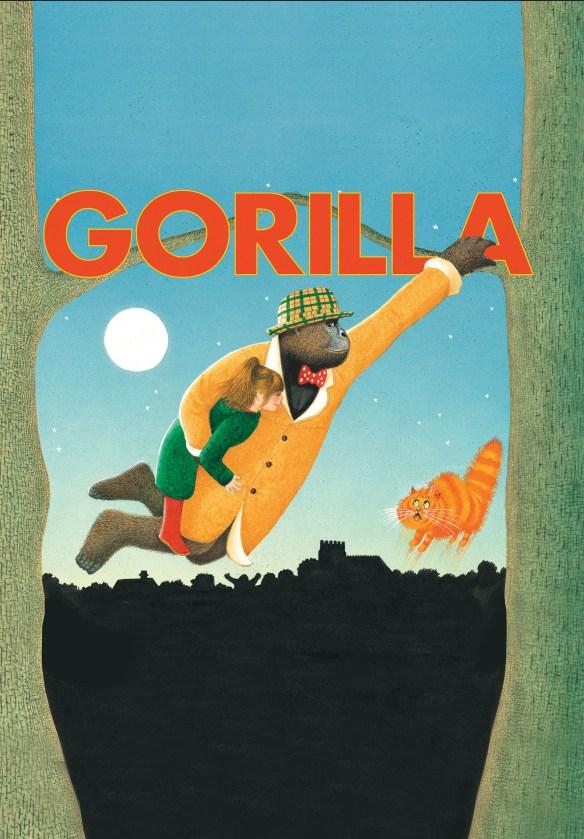 Gorilla RGB colour