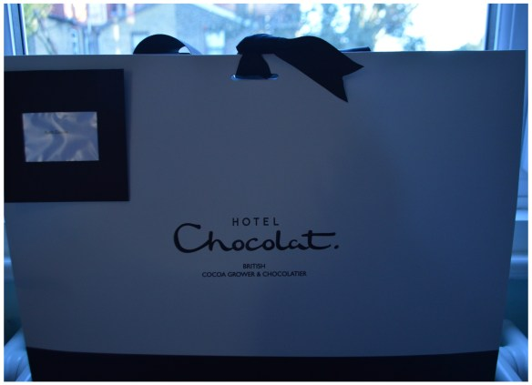Hote Chocolat Easter Post