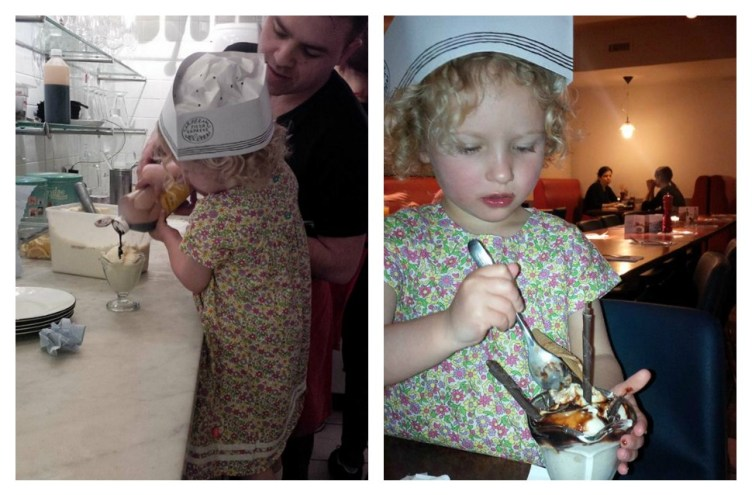 Day Out Greenwich Pizza Express