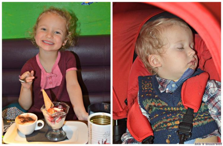 My fave pics for the week. This is us last weekend after Room On The Broom at the theatre. Jimmy went to sleep and Florence and I became ladies who lunch at Pizza Express. You know when you just have a perfect afternoon but it was unexpected, well this was one of them!