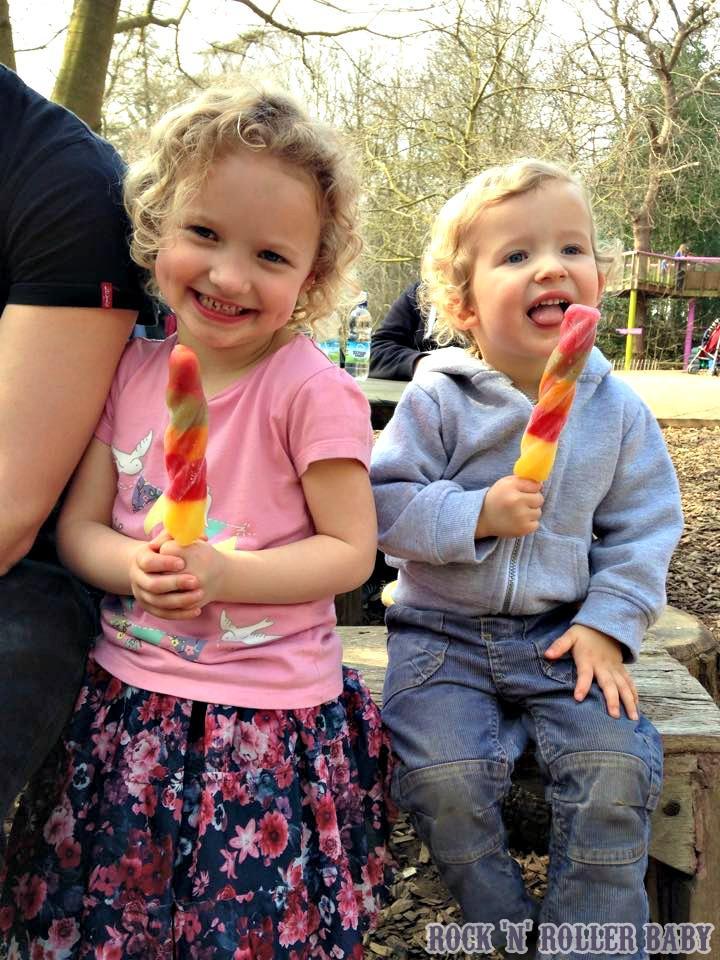 The children just love Bewilderwood!