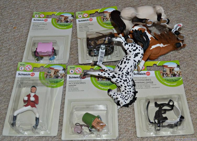 Our new Schleich Farm Life bits and pieces!