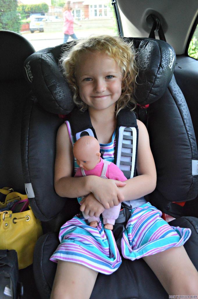 New car seats!