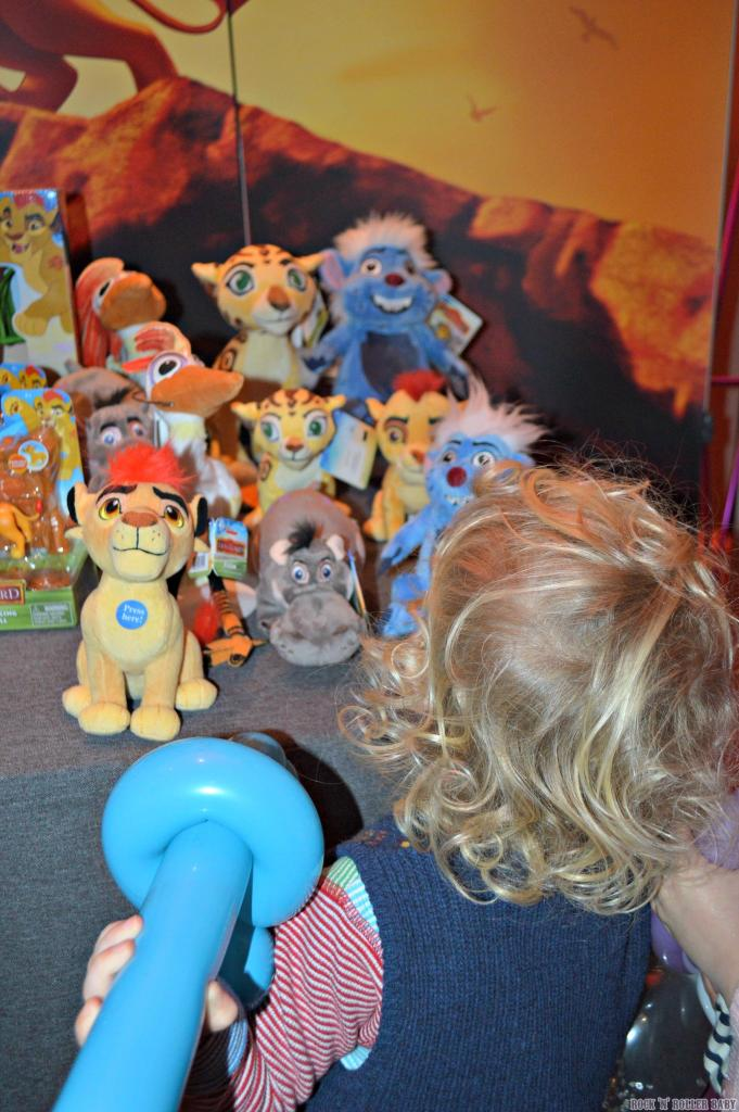 A first look at the new accompanying toy range!