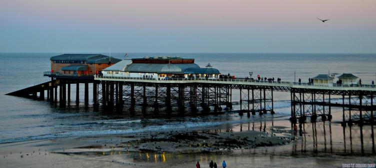 We saw 'A Night Of Dirty Dancing' at the end of the pier pavillion in Cromer but the show is on National Tour so click on the link above to find out more details from their Facebook page!
