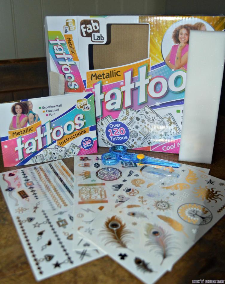 Metallic Tattoos Post