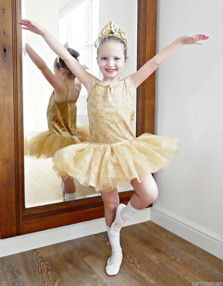 My beautiful ballerina!
