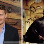 David Boreanaz quase foi Bruce Wayne em Batman Begins (2005)