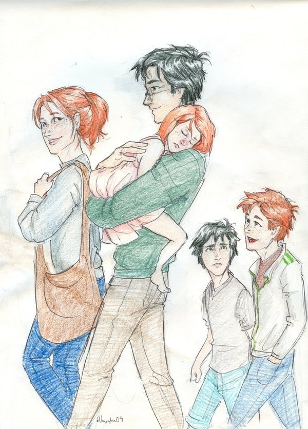 Harry And Ginny Fan Fiction Pregnant
