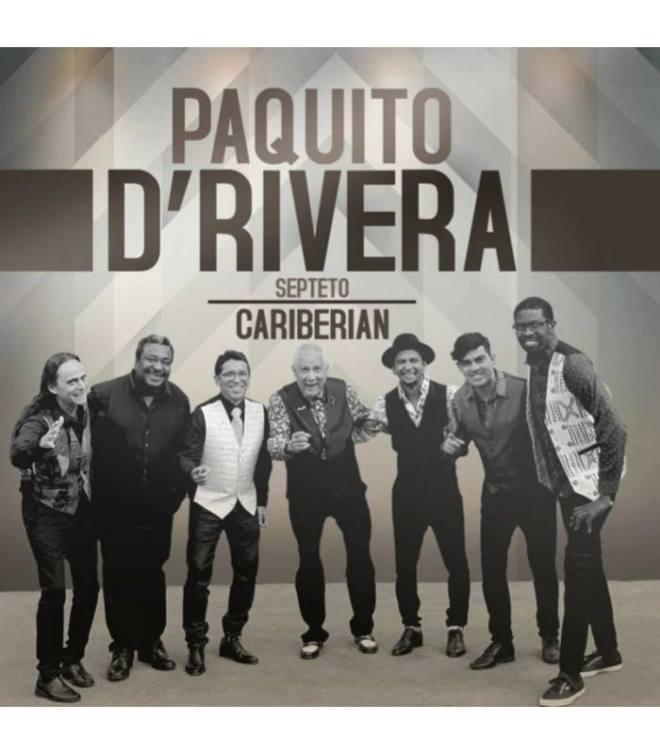 Comprar cd online Paquito D'Rivera - Cariberian