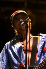 Manu Chao en vivo en Santiago