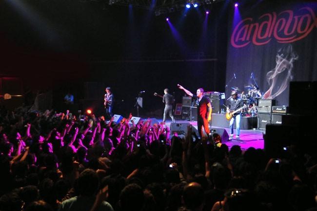 Candlebox en vivo en el Teatro Caupolicán