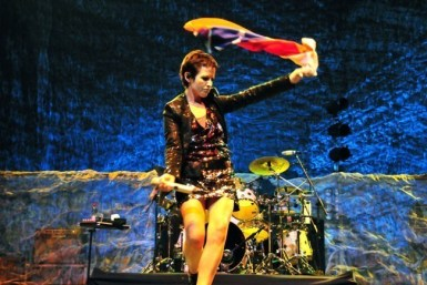 The Cranberries | Fotógrafo: Javier Valenzuela