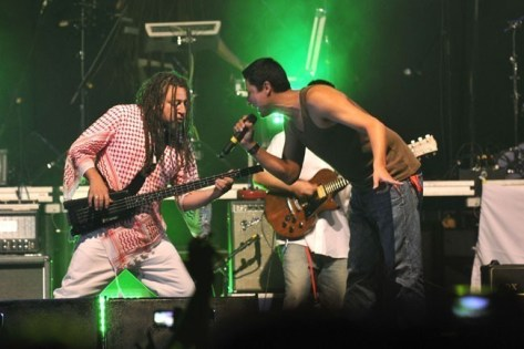 Rock por Chile | Fotógrafo: Javier Valenzuela