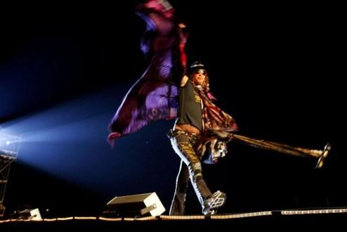 Aerosmith en Chile | Fotógrafo: Paula Farías Lorca