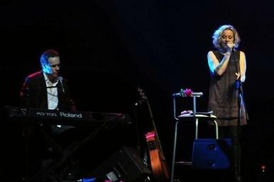 Anneke Van Giersbergen & Danny Cavanagh | Fotógrafo: Javier Valenzuela