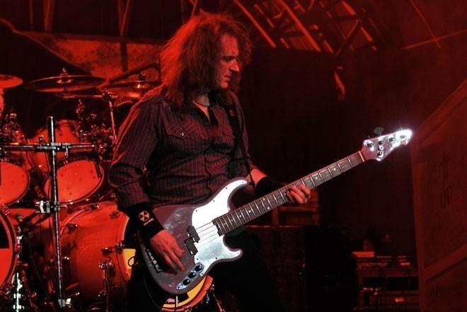 Megadeth en Chile 2010 | Fotógrafo: Javier Valenzuela