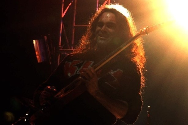 Alejandro Silva - Rock & Roll Chile | Fotógrafo: Edgard Cross Buchanan