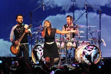 Lucybell presentó Fénix en el Teatro Caupolicán   21 08 2010   Fotógrafo: Javier Valenzuela