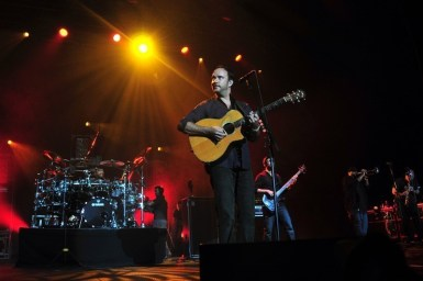 Dave Matthews Band en Chile 2010 | Fotógrafo: Javier Valenzuela