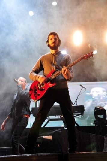 Linkin Park | Maquinaria Festival 2010 | Fotógrafo: Javier Valenzuela