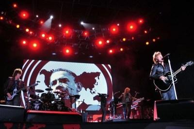 Bon Jovi en Chile 2010 | Fotógrafo: Javier Valenzuela