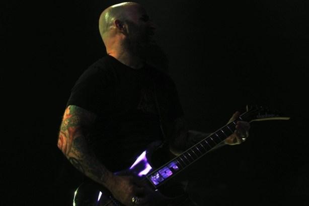 Big Metal Fest 2010: Anthrax + Sepultura | Fotógrafo: Javier Valenzuela