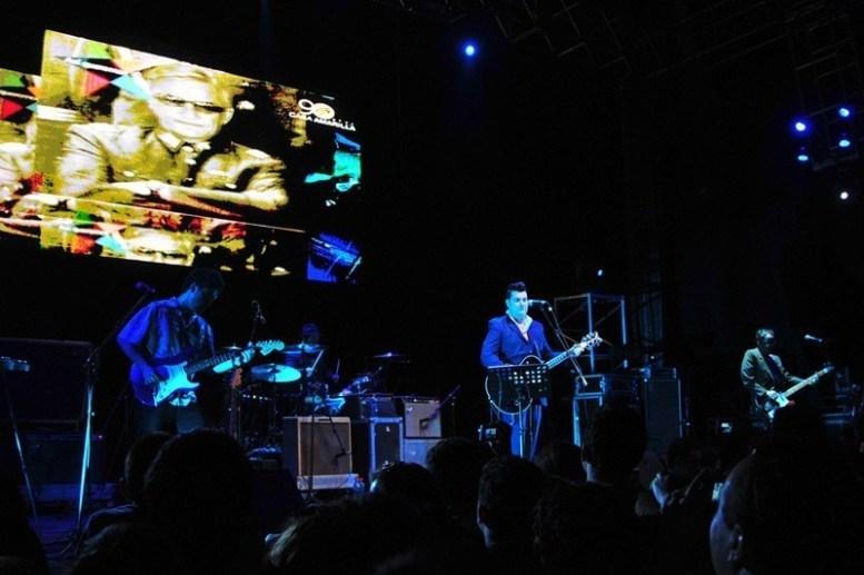 Los Tres en vivo | Fotógrafo: Javier Valenzuela