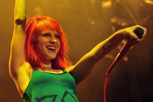 Paramore en Chile 2011 | Fotógrafo: Javier Valenzuela