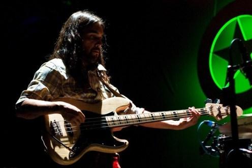 CAF abriendo el concierto de Tortoise en Chile 2011 - Fotógrafa: María Luisa Murillo