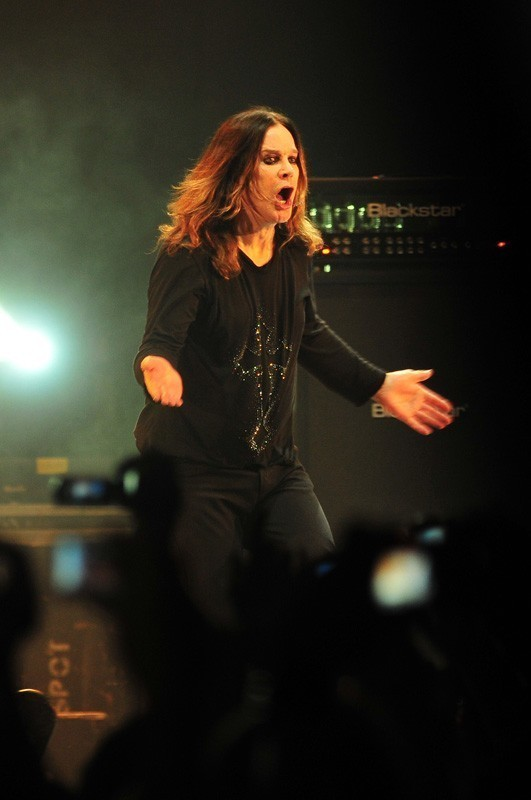 Ozzy Osbourne en Chile 2011 | Fotógrafo: Javier Valenzuela