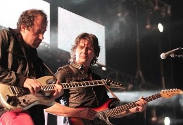 Caifanes en vivo en México - Vive Latino 2011 | Fotógrafa: Lulú Urdapilleta